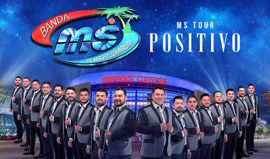 "More Info for BANDA MS DE SERGIO LIZÁRRAGA ANNOUCES NEW CONFIRMED DATES ""TOUR MS POSITIVO"""