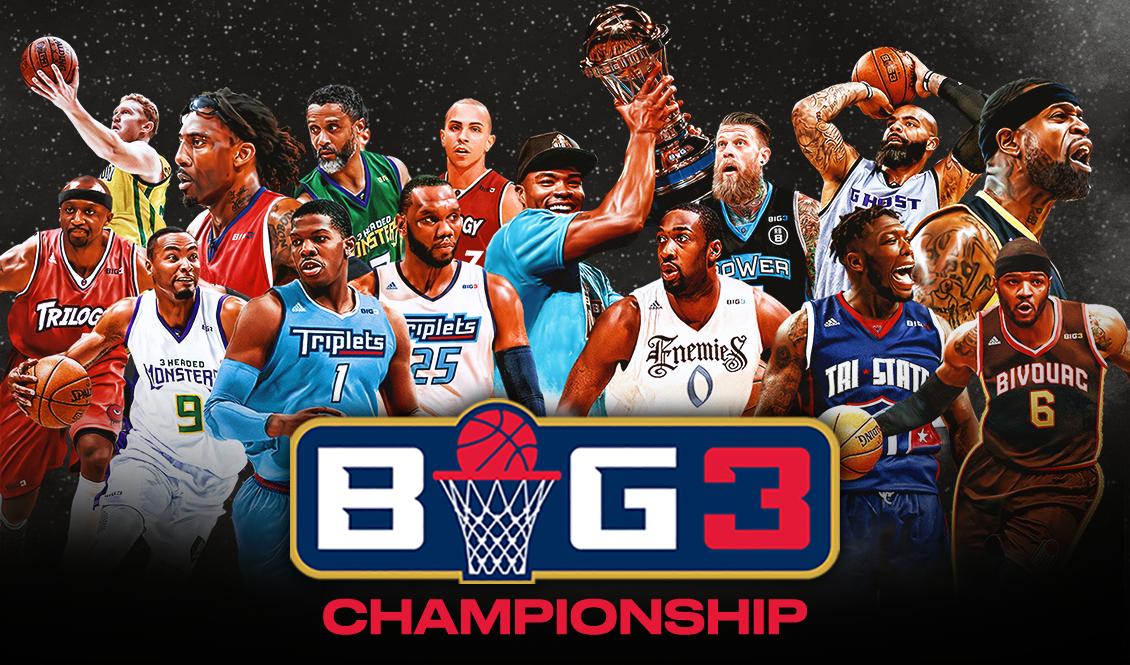 2019 BIG3 Championship