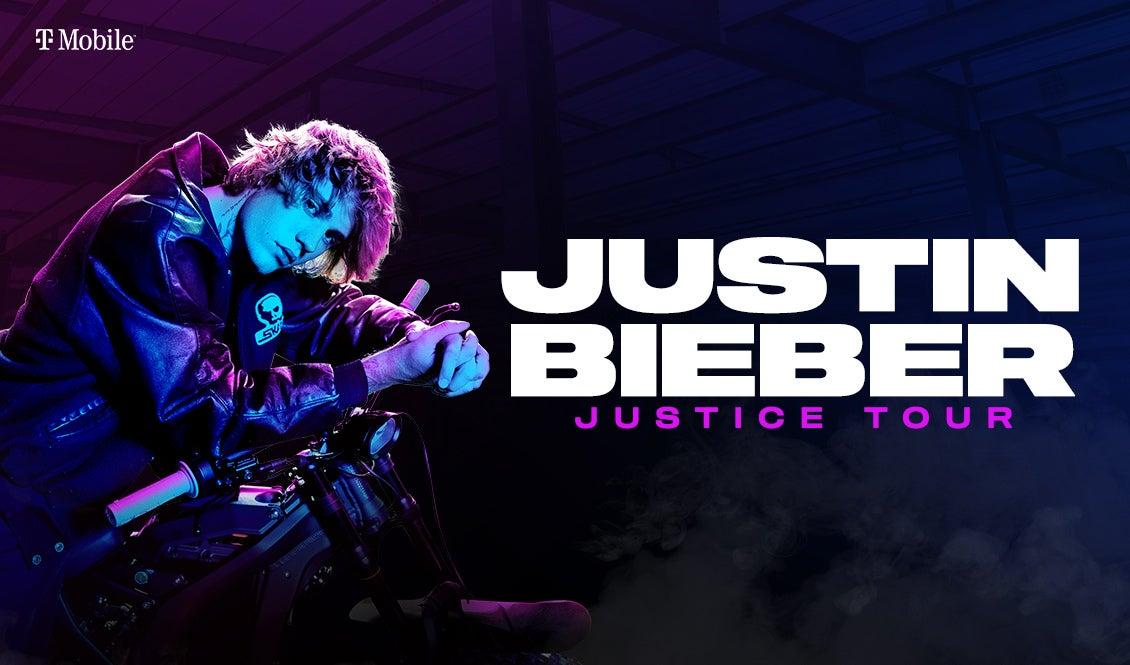 Justin Bieber - Justice Tour