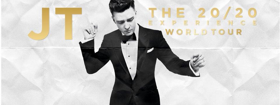 Justin Timberlake Will Take The 20 20 Experience World