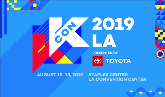 More Info for KCON 2019 LA