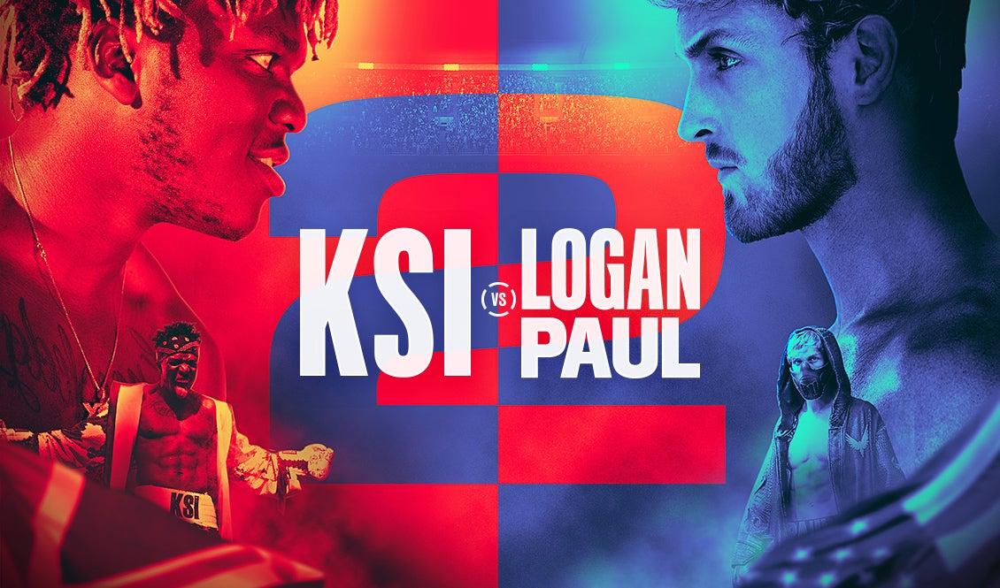 KSI vs Logan Paul II