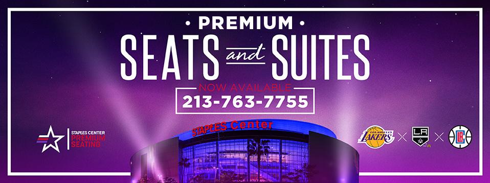 19 Luxury Mana Tickets Staples Center