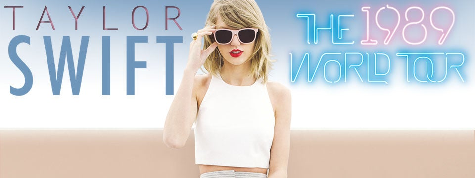 Taylor Swift Announces The 1989 World Tour Staples Center